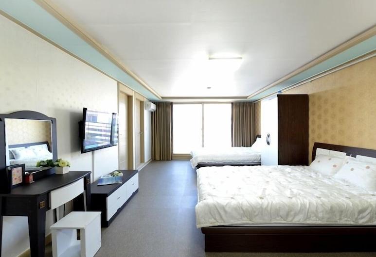 HJ 別墅飯店, 束草, 客房