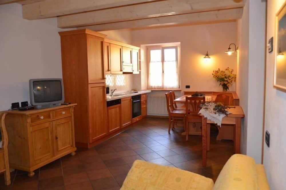 Apartment, 1 Schlafzimmer (4 people) - Wohnzimmer