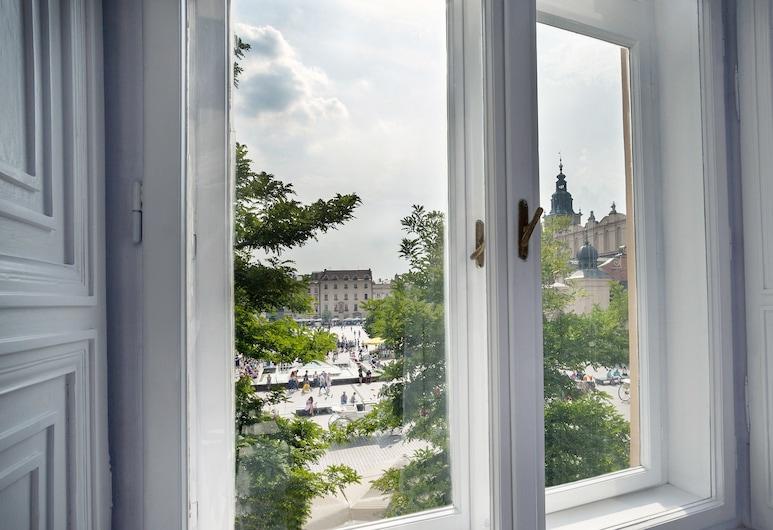 Hotel Betmanowska Main Square Residence, Kraków, Apartament typu Suite, widok na miasto (Main Market Square), Z widokiem na miasto