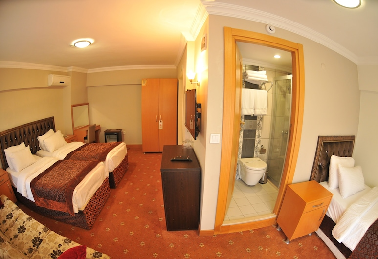 Palace Point Hotel, Istanbul, Triple Room, Guest Room