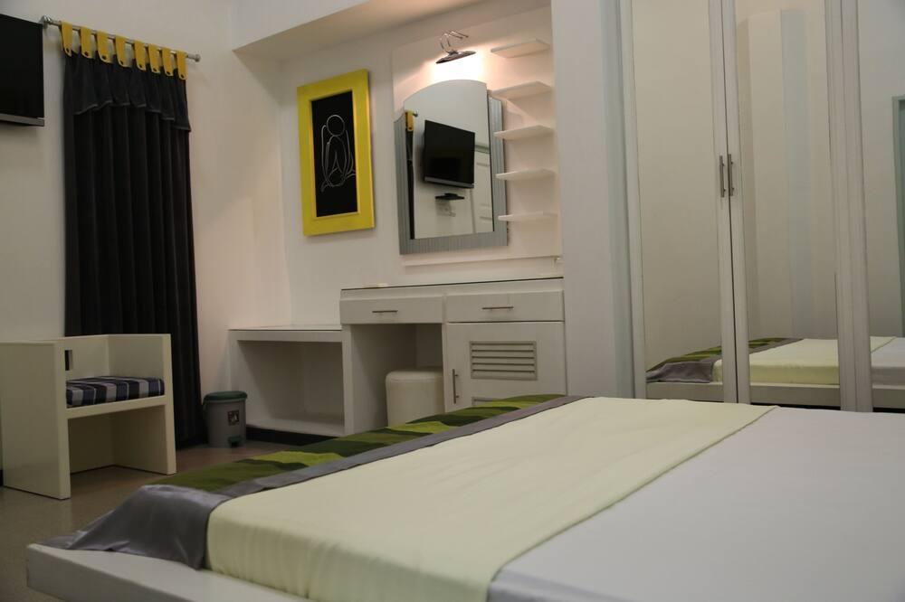 스탠다드 더블룸 또는 트윈룸, 시내 전망 - 객실