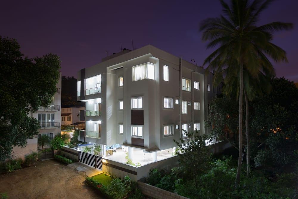 Sanctum Suites BEL Road Bangalore