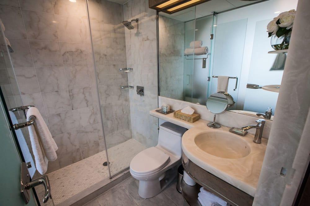 חדר דה-לוקס, ללא עישון - חדר רחצה