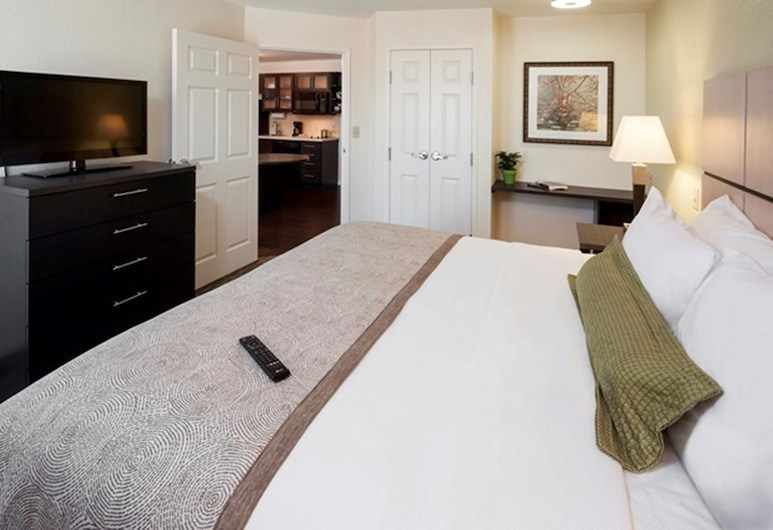 Candlewood Suites Morgantown-Univ West Virginia, an IHG Hotel, Моргантаун, Люкс, 1 спальня, для некурящих, Номер