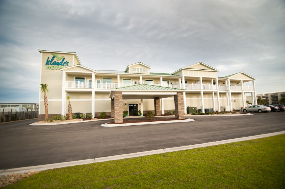 Islander Hotel Resort Emerald Isle