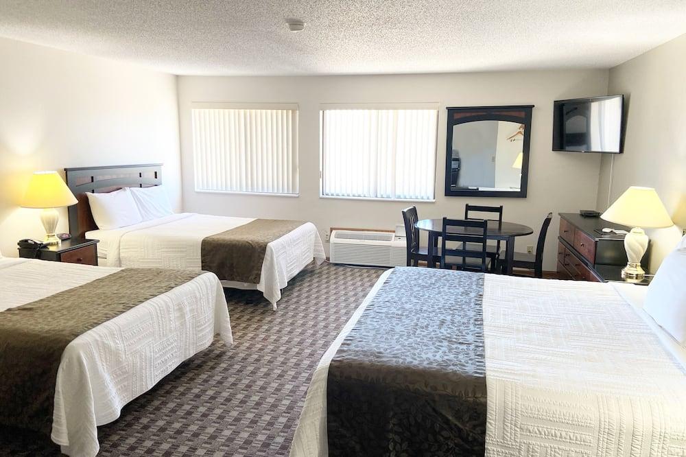 スイート ベッド (複数台) - 客室