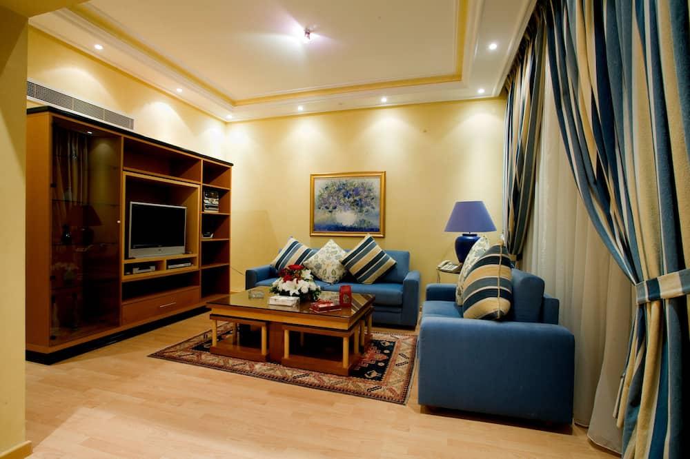 Executive Suite Premium - Living Room