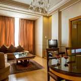 Apartmá, 1 ložnice - Obývací pokoj