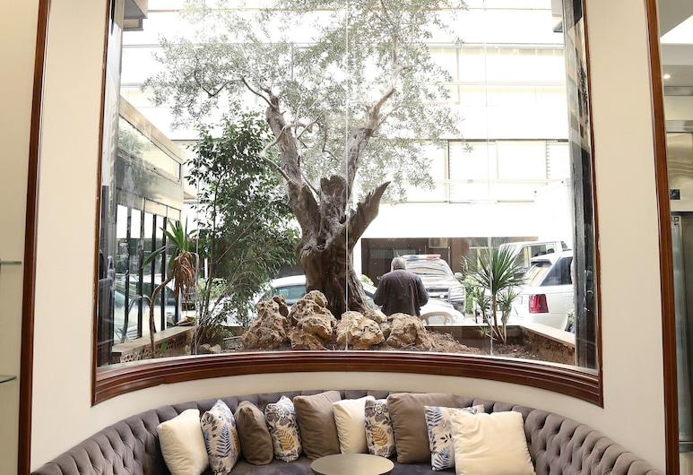 Verdun Suites Hotel, Beirut, Lobby