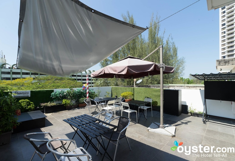 Roomies Boutique Bed & Breakfast - Hostel, George Town, Záhrada