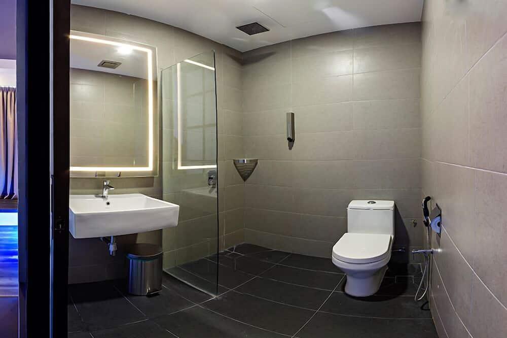 Premium Studio Suite, 1 Katil Ratu (Queen), Non Smoking - Bilik mandi