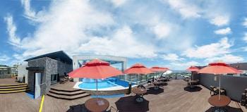 서귀포의 비스타케이 호텔 월드컵 사진