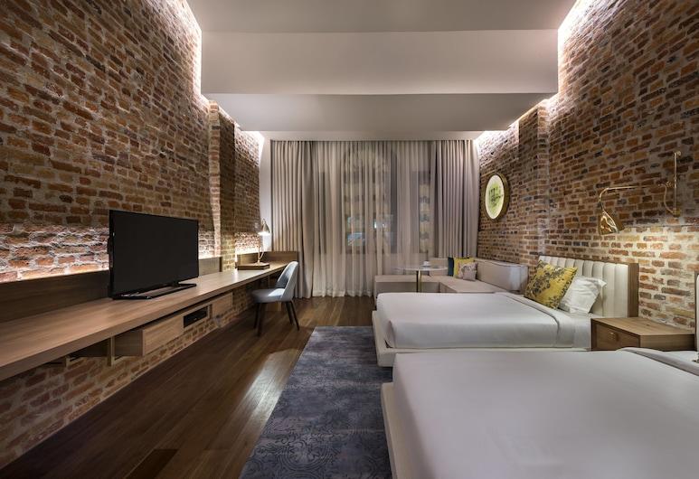 Loke Thye Kee Residences, George Town, Standard İki Ayrı Yataklı Oda, Oda