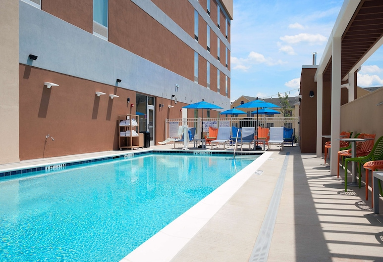 Home2 Suites by Hilton Greenville Airport, Greenville, Havuz