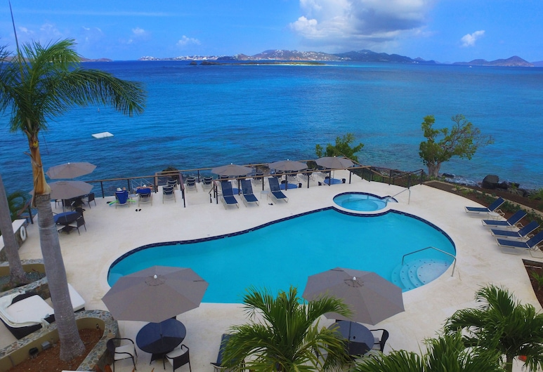 Suite St. John at Gallows Point Resort, St. John, Piscina Exterior