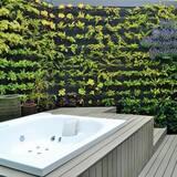 Luksusa numurs (Fantastic, Bank) - Privātā spa vanna