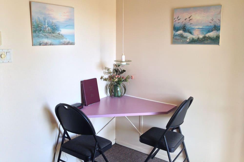 Štandardná izba, 1 dvojlôžko - Obývacie priestory