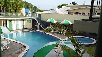 西班牙港皇家棕櫚套房飯店的相片