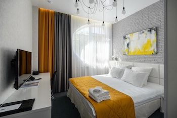 Picture of AHOTELS design style on Sovetskaya in Novosibirsk