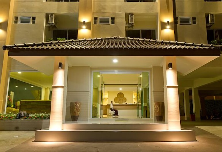 Muanmanee Boutique Hotel, Mueang Loei, Hotel Front