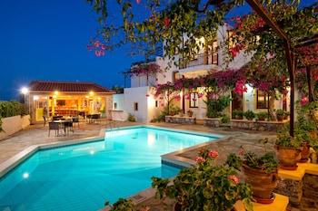 Fotografia do Villa Diktynna em Hersonissos