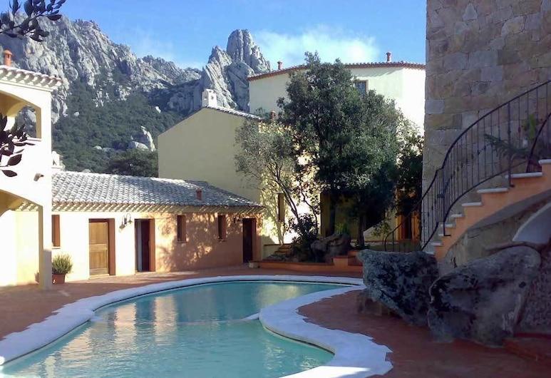Hotel San Pantaleo, Olbia, Außenbereich