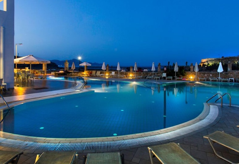 Lindos View Hotel, Rhodes, Outdoor Pool
