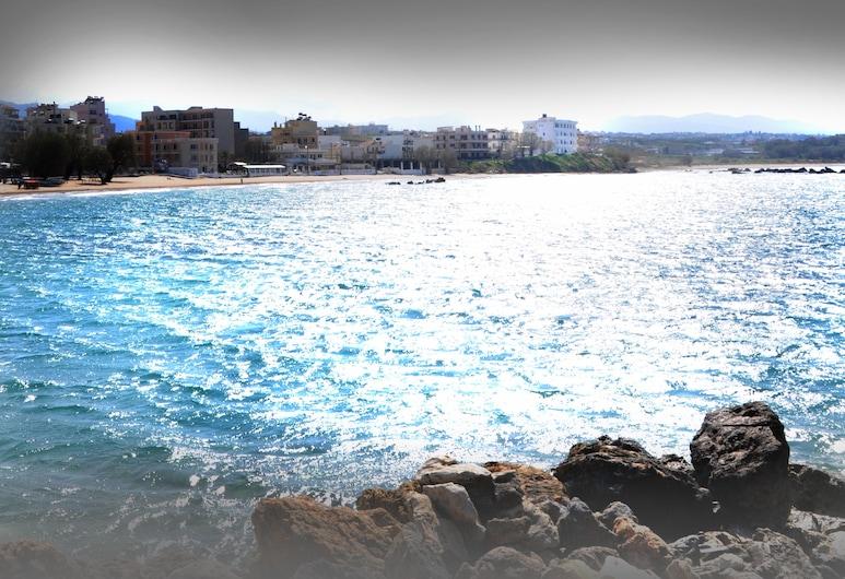 Klinakis Beach Hotel, Chania, Výhľad z hotela
