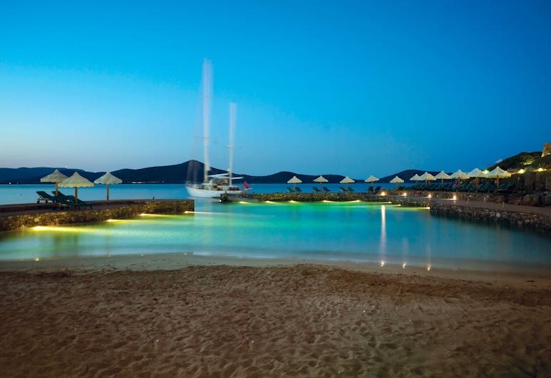 Elounda Peninsula All Suite Hotel, Agios Nicólaos, Plage