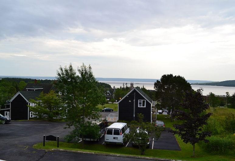 Ceilidh Country Lodge, Baddeck, Blick vom Hotel