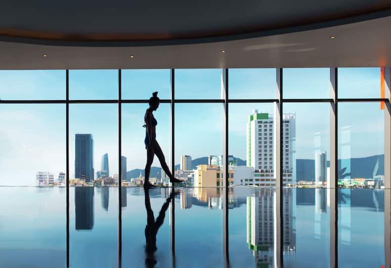 凡達飯店, 峴港, 室內游泳池