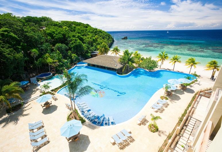 Grand Roatan Caribbean Resort, Roatan, Výhľad z výšky