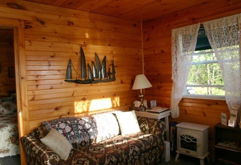 Rocky Shores and Seals Cottages, Middleton, Cottage Standar, 2 kamar tidur, pemandangan kebun, Area Keluarga