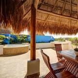 Premier katusekorter, 2 magamistoaga, eriteenuste korraldaja (Casa de Colores) - Terrass