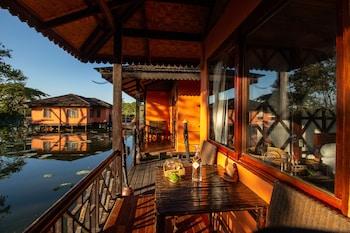 Foto di ViewPoint Lodge & Fine Cuisines a Nyaungshwe