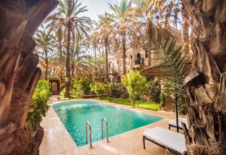 Riad Soleil du Monde, Zagora, Açık Yüzme Havuzu