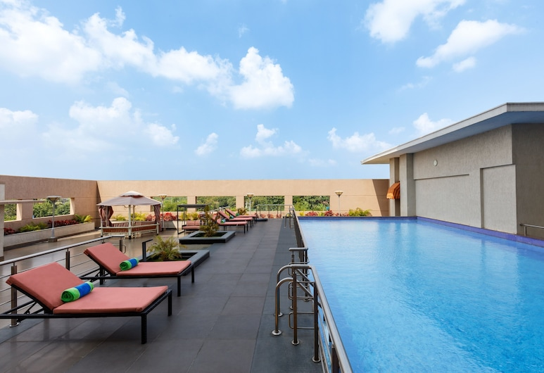 Welcomhotel by ITC Hotels, GST Road, Chennai, Chengalpattu, Tetőteraszi medence