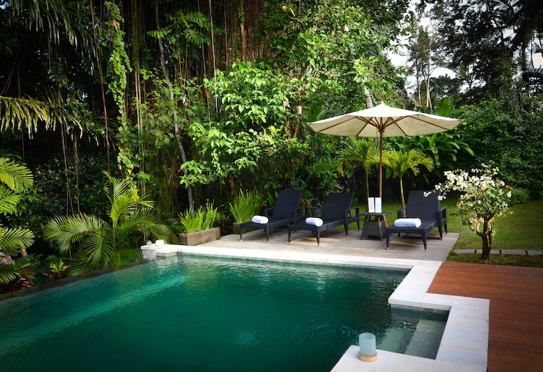 The White Villas Ubud, Ubud, Udendørs pool