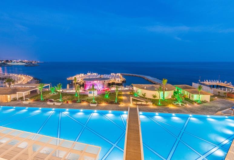 Sirius Deluxe Hotel - All Inclusive, Alanya, Hồ bơi ngoài trời