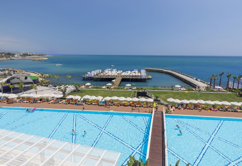 Sirius Deluxe Hotel - All Inclusive, Alanya, Exteriér