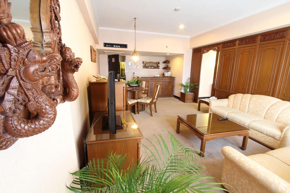 Apartmán typu Superior - Obývačka
