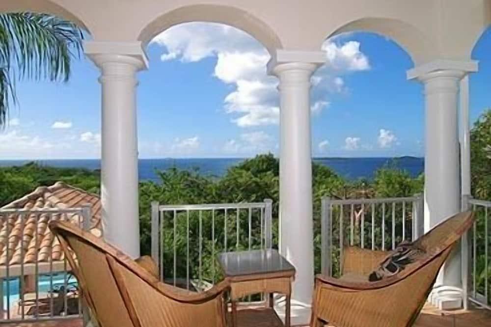 Luxury Villa, 4 Bedrooms - Balcony