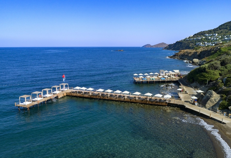 Sirene Luxury Hotel Bodrum, Bodrum, Beach
