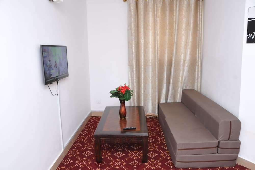 Apartament Executive - Powierzchnia mieszkalna