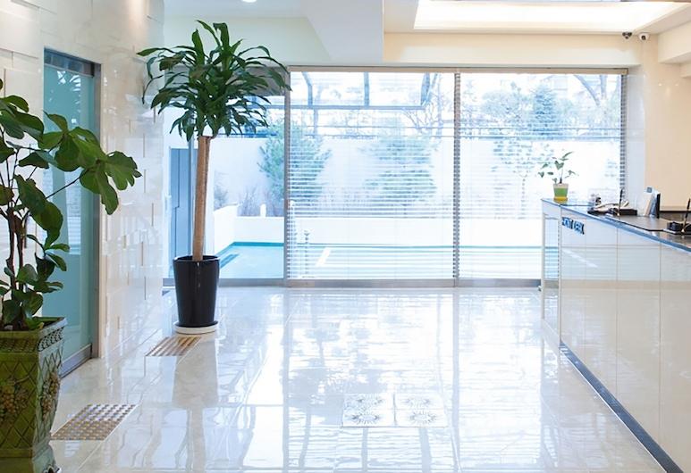 班尼基亞 M 酒店, 首爾, 櫃台