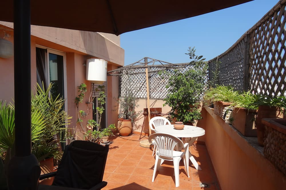 Superior Apartment, 1 Bedroom - Terrace/Patio