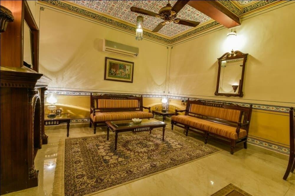 Haveli Suite - Living Room