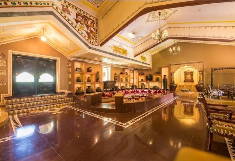 Chokhi Dhani Resort Jaipur, Jaipur, Lounge do saguão