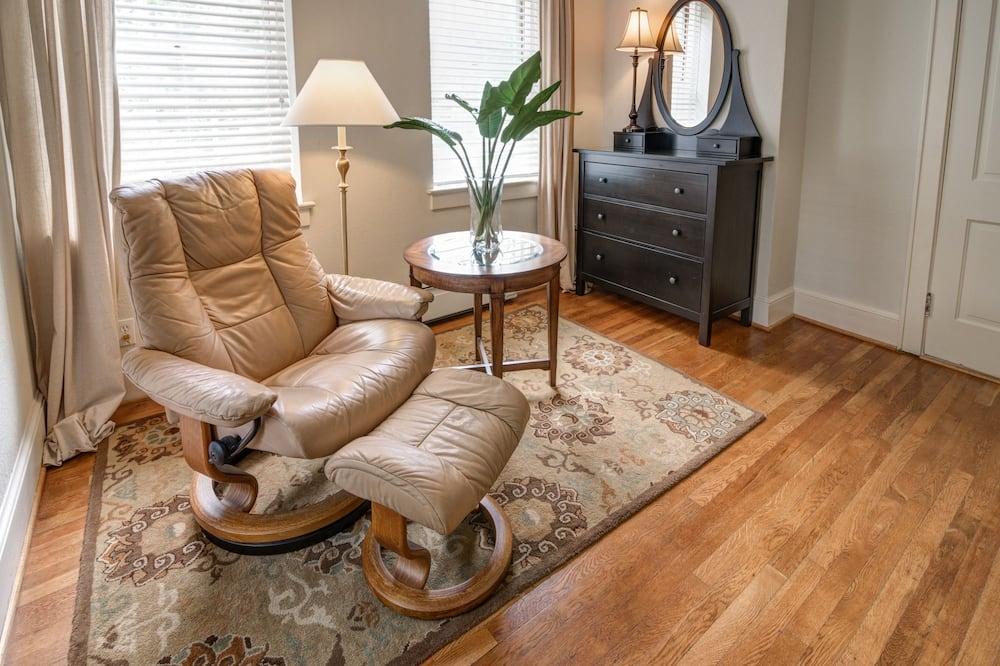 標準客房, 1 張特大雙人床 - 客廳