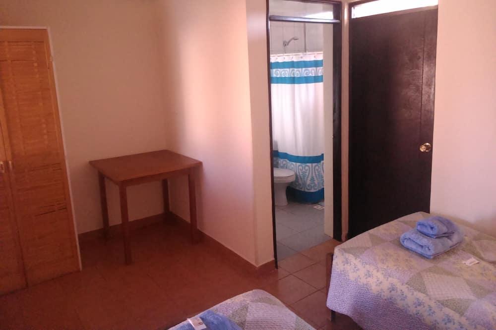 標準雙床房, 2 張單人床 - 客廳